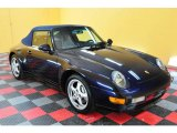 1996 Porsche 911 Ocean Blue Metallic