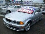 2001 Titanium Silver Metallic BMW 3 Series 325i Coupe #19494071