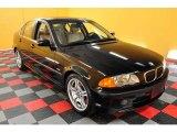2001 Jet Black BMW 3 Series 330i Sedan #19495938
