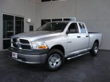 2009 Dodge Ram 1500 ST Quad Cab 4x4 Data, Info and Specs