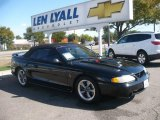 1997 Ford Mustang SVT Cobra Convertible Data, Info and Specs
