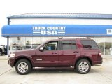 2006 Dark Cherry Metallic Ford Explorer Limited 4x4 #19497751