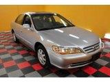 2002 Satin Silver Metallic Honda Accord SE Sedan #19495920