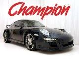 2007 Black Porsche 911 Carrera S Coupe #19524255