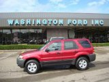 2006 Redfire Metallic Ford Escape XLT V6 4WD #19494107