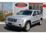 2006 Bright Silver Metallic Jeep Grand Cherokee Laredo #19592508