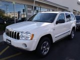 2006 Stone White Jeep Grand Cherokee Limited 4x4 #19623241