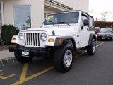 2006 Stone White Jeep Wrangler X 4x4 #19623246