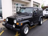 2006 Black Jeep Wrangler Unlimited 4x4 #19623247