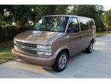 2004 Bronzemist Metallic Chevrolet Astro LS Passenger Van #19644652