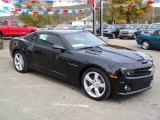 2010 Black Chevrolet Camaro SS/RS Coupe #19636876