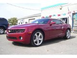 2010 Red Jewel Tintcoat Chevrolet Camaro LT/RS Coupe #19636877