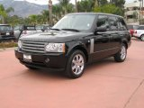 2007 Java Black Pearl Land Rover Range Rover HSE #19637584