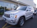 2006 Bright Silver Metallic Jeep Grand Cherokee Overland 4x4 #19653821