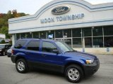 2006 Sonic Blue Metallic Ford Escape XLT V6 4WD #19643907