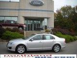 2010 Brilliant Silver Metallic Ford Fusion SE #19636178