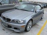 2005 Silver Grey Metallic BMW 3 Series 330i Convertible #19648606