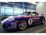 2009 Porsche Cayman S Interseries