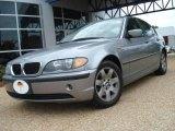 2004 Silver Grey Metallic BMW 3 Series 325i Sedan #19696171