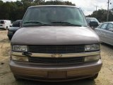 2002 Medium Bronzemist Metallic Chevrolet Astro LS #19700110