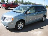 2010 Clearwater Blue Pearl Chrysler Town & Country Limited #19702147