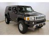 2009 Black Hummer H3  #19709965