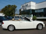 2006 Alpine White BMW 3 Series 325i Convertible #19694286