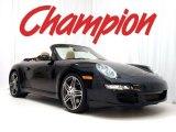 2008 Black Porsche 911 Carrera S Cabriolet #19693070
