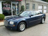 2005 Midnight Blue Pearlcoat Chrysler 300 Touring #19703891