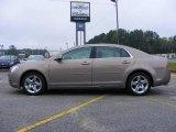 2008 Amber Bronze Metallic Chevrolet Malibu LT Sedan #19703027