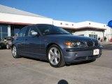 2005 Steel Blue Metallic BMW 3 Series 330i Sedan #1964206