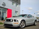 2005 Satin Silver Metallic Ford Mustang GT Premium Coupe #19761366