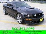2006 Black Ford Mustang GT Premium Convertible #19760078