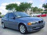 1999 Steel Blue Metallic BMW 3 Series 323i Sedan #19747071