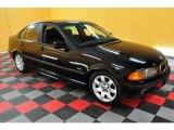 1999 Jet Black BMW 3 Series 323i Sedan #19763277