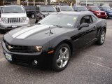 2010 Black Chevrolet Camaro LT/RS Coupe #19747680