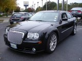 2008 Brilliant Black Crystal Pearl Chrysler 300 C SRT8 #19747600