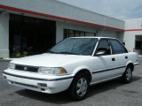 1992 Toyota Corolla DX Sedan