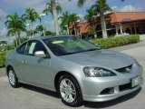 2006 Alabaster Silver Metallic Acura RSX Sports Coupe #19754550