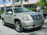2007 Gold Mist Cadillac Escalade EXT AWD #19747079