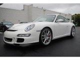 2007 Carrara White Porsche 911 GT3 #209754