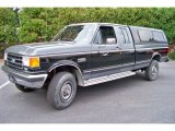 1990 Ford F250 XLT Lariat Extended Cab 4x4 Data, Info and Specs