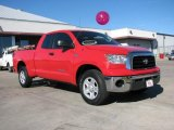 2007 Radiant Red Toyota Tundra SR5 Double Cab #1964223