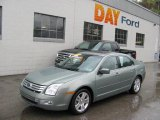 2009 Moss Green Metallic Ford Fusion SEL #19821878