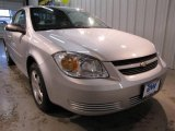 2007 Ultra Silver Metallic Chevrolet Cobalt LS Coupe #19831961