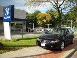 2008 Nighthawk Black Pearl Acura TSX Sedan #19887753