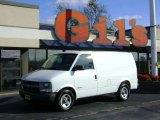 2002 Ivory White Chevrolet Astro Commercial Van #19880329