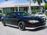 Chevrolet Monte Carlo 2002 Data, Info and Specs