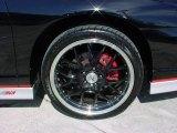 2002 Chevrolet Monte Carlo Intimidator SS Custom Wheels
