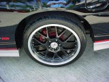 2002 Chevrolet Monte Carlo Intimidator SS Custom Wheels